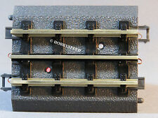 """MTH REAL TRAX SHORT 3.5"""" INCH STRAIGHT TRACK SECTION train roadbed 40-1018 NEW"""