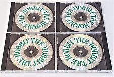The Hobbit by J.R.R. Tolkien Audio book Fast Free Shipping Perfect For Car Trip
