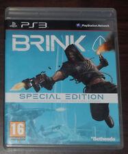 Sony Playstation 3 PS3. Brink
