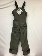 US Military Gore-tex Kokatat Bib Overalls Goretex Dry Pants Size Small