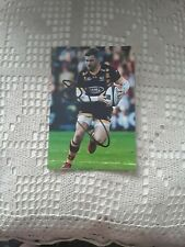 Rugby Player Elliott Dalys Hand Signed Autograph