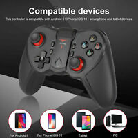 Wireless Bluetooth Gamepad Game Controller For Android Phone Tablet PC Protable