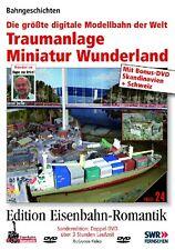 Doppel DVD Traumanlage Miniatur Wunderland Rio Grande