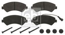 Bremsbelagsatz, Scheibenbremse für Bremsanlage Vorderachse FEBI BILSTEIN 16840