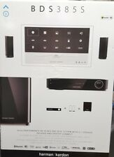 Harman KARDON BDS 385s Home Cinema-System 2.1 canali, 330 Watt, 4k BLU-RAY discsyst.