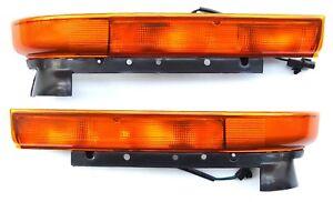 Mitsubishi Canter 1994-1997 turn signal indicator blinker lights set pair LH+RH