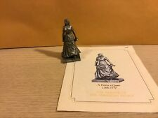 Saturday Evening Post Franklin Mint Pewter Figurine A Penny A Quart