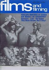 LOOT / KEN RUSSELL / THEY SHOOT HORSES DON'T THEY	Films & Filming	Jul	1970