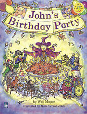 Longman Book Project: John's Birthday Party by Magee, Wes