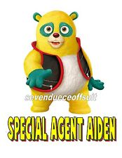 NEW PERSONALIZED CUSTOM SPECIAL AGENT OSO T SHIRT PARTY FAVOR BIRTHDAY PRESENT
