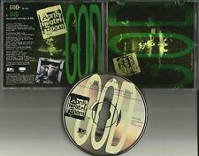 APRIL'S MOTEL ROOM God w/ RARE ACOUSTIC Version PROMO Radio DJ CD Single 1994