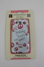 Katy Perry Cell Phone Gel Shell Case For Samsung Galaxy SIII Whatever It Takes