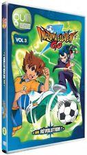 Inazuma eleven Go volume 3 une révolution DVD NEUF SOUS BLISTER