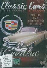 DVD_Classic Cars - Cadillac, Fiat, Lincoln Coninental, Falls Motors
