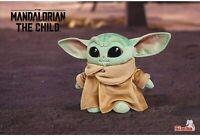 Official Disney Simba The Mandalorian The Child Baby Yoda 25 cm Plush Toy