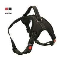 Dog Vest Harness Strap No Pull Adjustable Comfy Reflective for Small Medium Dogs