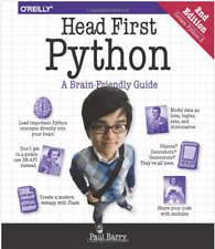 ✅ Head First Python A Brain-Friendly Guide ✅ FAST DELIVERY ✅