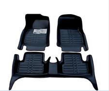 Fit For Kia Sorento 2015 2016 2017 2018 Floor mats BLACK waterproof mats 5 seats