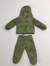 Soviet Shock troop Scout Camo Uniform DID 1/6th Scale Weekend of Hero Exclusive