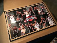 Large Vintage Dream Team NBA Costacos Brothers Poster 1996 NOS!!!
