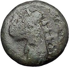 Phokaia in Ionia 350BC Nymph Griffin Authentic Ancient Greek Coin i49105