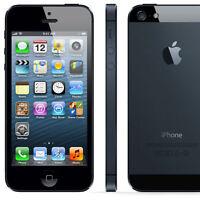 iPhone 5 unlock - 16GB - White/black (Unlocked) Smartphone