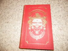 1882.Mauvais génie.bibliothèque rose.Comtesse de Ségur