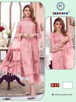 Bollywood Anarkali Women Designer Party Wear Pakistani Suit Salwar Kameez