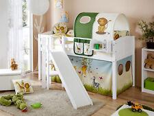 Etagenbett Mit Rutsche Für Zwei : Hochbett mitwachsend billi bolli kindermöbel