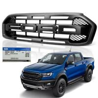 Genuine Front Grille Grill Black Trim For Ford Ranger Raptor Pickup 18 2019