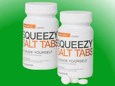 (23,05?/100g)Squeezy Salt Tabs - 2 x 100 Tabletten / Mineralstoffe / Salzkapseln
