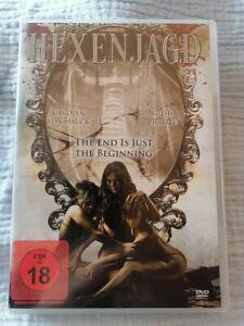 Hexenjagd - DVD - FSK 18