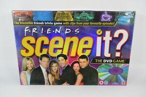 Friends Scene It ? DVD Board Game 100% Complete Free postage