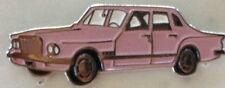 Chrysler Valiant S Series  lapel pin badge. -- Light Pink --  G011111