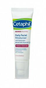 Cetaphil Redness Relieving Daily Facial Moisturiser SPF 20, 50ml. Free Delivery