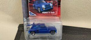 Renault 5 turbo couleur bleu Majorette