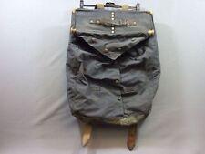 Kleidersack in blaugrau 60cm Hoch x 46cm Breit, Deutsch 2WK Original Rucksack