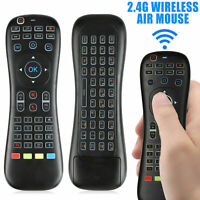 2.4G Remote Control Wireless Keyboard Air Mouse for PC Smart TV Android BOX XBMC