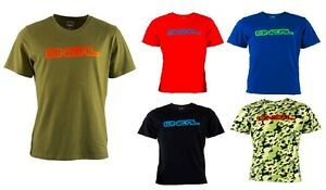 O'neal MX MTB Piledriver Short Sleeve T-Shirt  #012CL Multi-Color