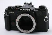 For parts OLYMPUS OM 4 35mm SLR Body Only JAPAN O0072