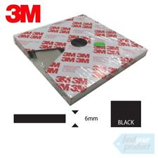 3M Automotive Pin Tape BLACK 6mm x 45m (Adhesive Striping Styling Signage)