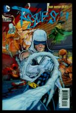 DC Comics New 52 The FLASH 23.3 ROGUES Cover NM/M 9.8