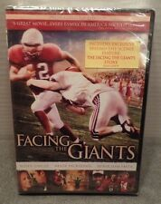 Facing the Giants (DVD, 2007) Special Collector's Edition PG Multi-Lingual Opts.