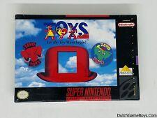 Toys - USA  - New & Sealed - Super Nintendo - SNes