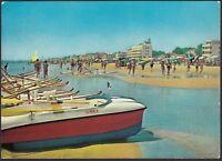 AA4602 Venezia - Provincia - Lido di Jesolo - Spiaggia - Animata - Cartolina