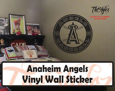 Anaheim Angels Baseball Vinyl Wall Sticker