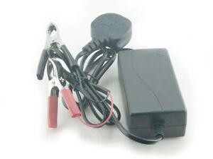 Ultramax 12V 3Ah 240V Lithium-ion (Li-ion), LiNiMnCoO2 Battery Charger