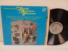 BOB BOOKER & GEORGE FOSTER The Jewish American Princess 1971 LP Bell 6063