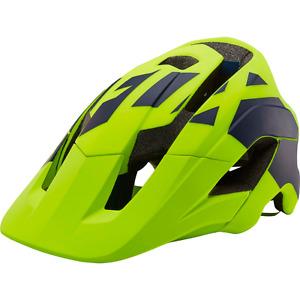 Fox Racing Metah Thresh Helmet MTB Flo Yellow