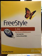 Freestyle Over The Counter Diabetes Glucose Monitors For